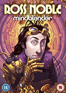 The movie mp4 free download Ross Noble: Mindblender by Ross Noble [720x480]