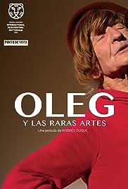 Oleg and Strange Arts Poster