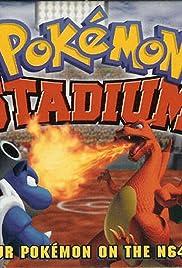 Pokémon: Stadium(1999) Poster - Movie Forum, Cast, Reviews