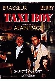Taxi Boy Poster
