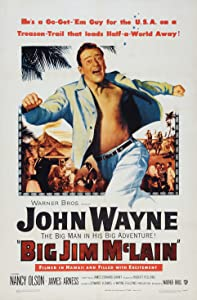 Movie torrents downloads free Big Jim McLain USA [HD]