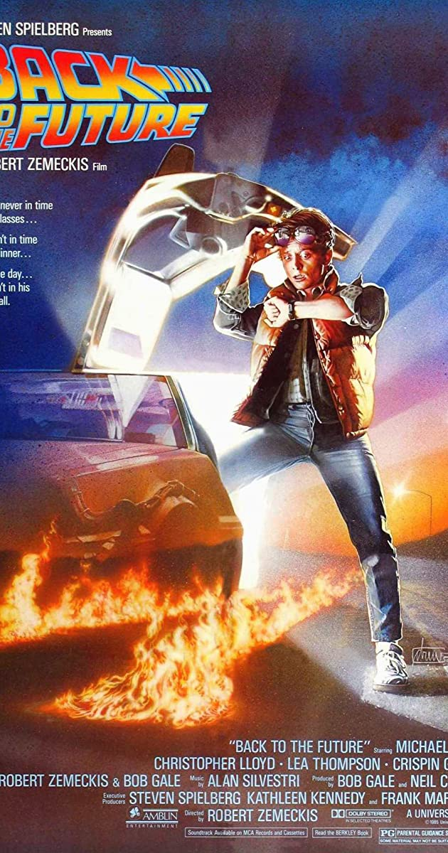 Back to the Future (1985) - Soundtracks - IMDb
