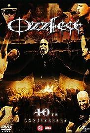 Ozzfest: 10th Anniversary Poster