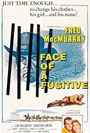 Face of a Fugitive (1959) Poster - Movie Forum, Cast, Reviews