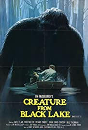 Creature from Black Lake(1976) Poster - Movie Forum, Cast, Reviews