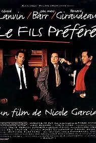 Jean-Marc Barr, Bernard Giraudeau, and Gérard Lanvin in Le fils préféré (1994)
