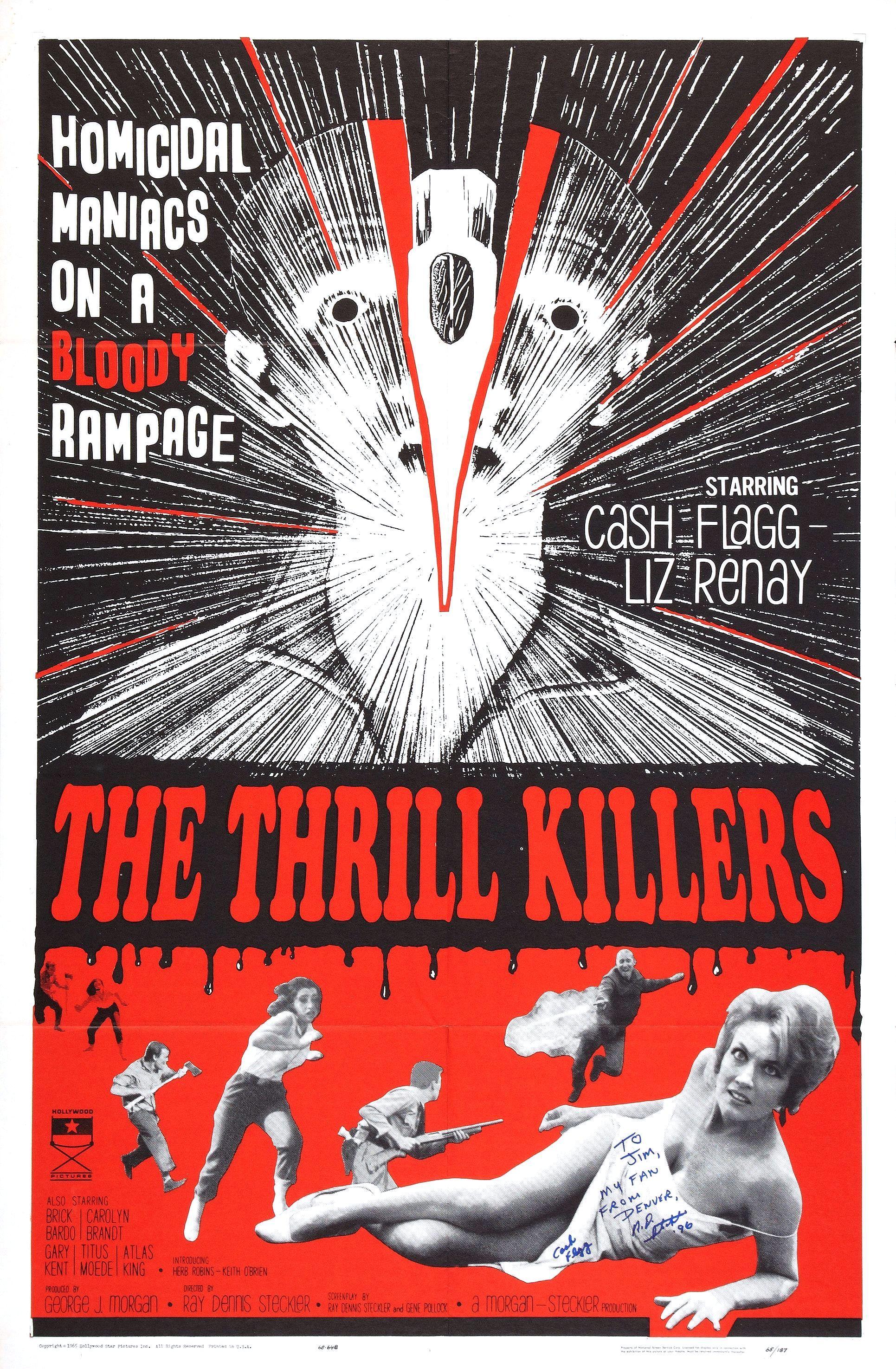The Thrill Killers (1964) - IMDb