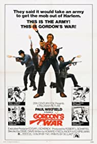 Gordon's War (1974) Poster - Movie Forum, Cast, Reviews