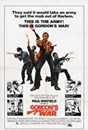 Gordon's War (1973) Poster - Movie Forum, Cast, Reviews