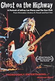 Ghost on the Highway: A Portrait of Jeffrey Lee Pierce and the Gun Club Poster