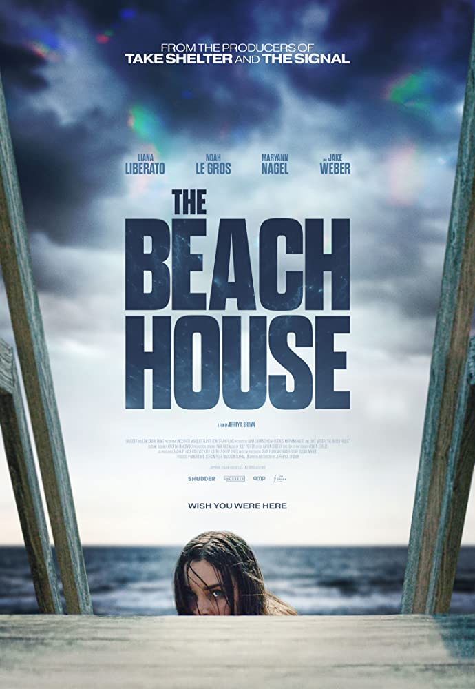 The Beach House 2020 English 300MB HDRip 480p Download