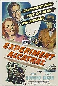 Experiment Alcatraz (1950) Poster - Movie Forum, Cast, Reviews