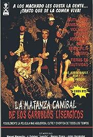 Cannibal Massacre Poster