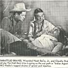 Noah Beery Jr., Claudia Drake, and Tim Holt in Indian Agent (1948)