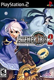 Atelier Iris 2: The Azoth of Destiny Poster