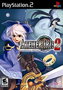 Atelier Iris 2: The Azoth of Destiny movie mp4 download