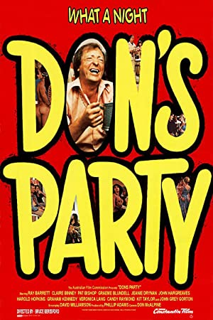 Where to stream Don's Party