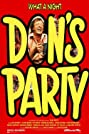Don's Party (1976) Poster