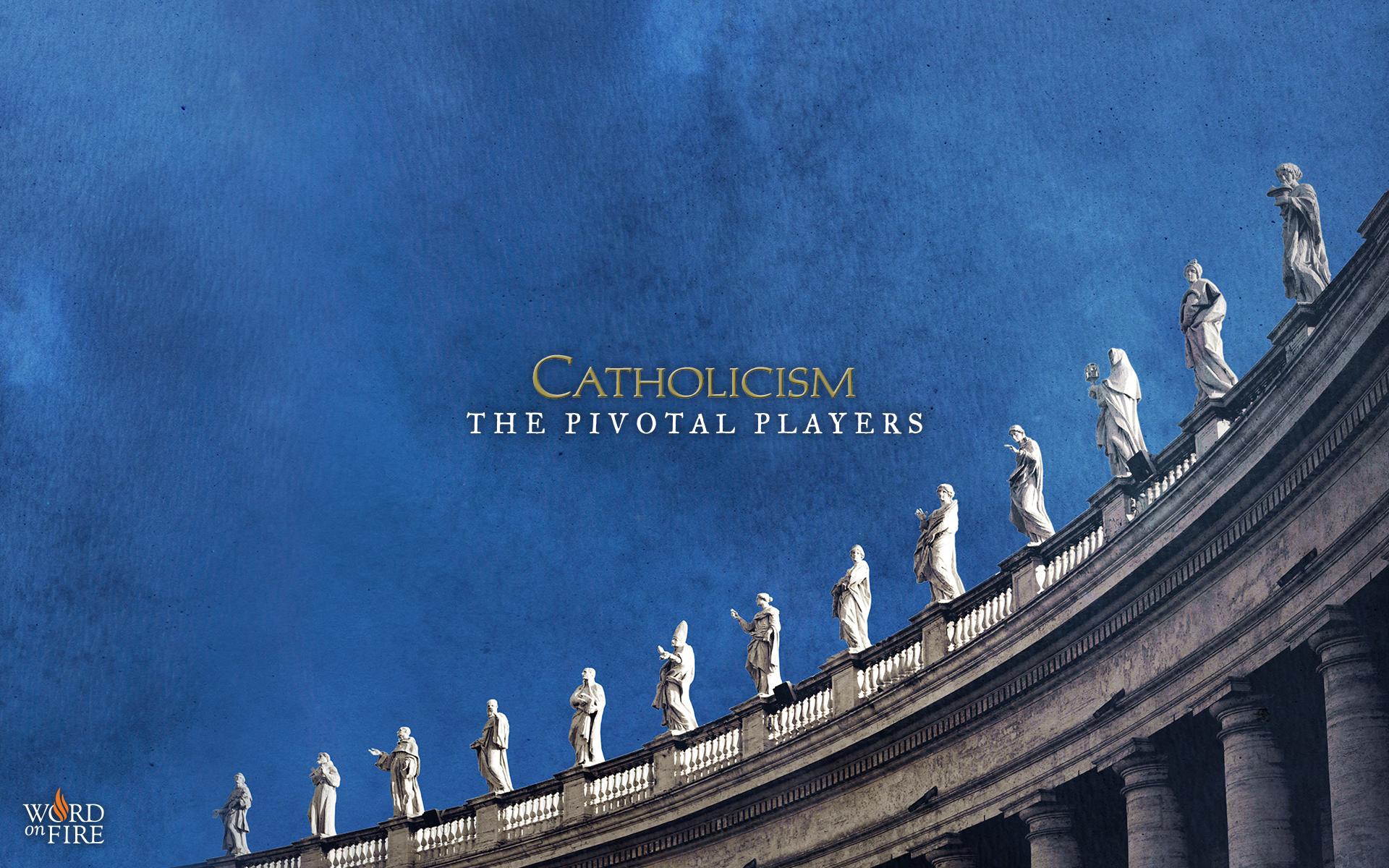 Catholicism: The Pivotal Players (2016) - IMDb