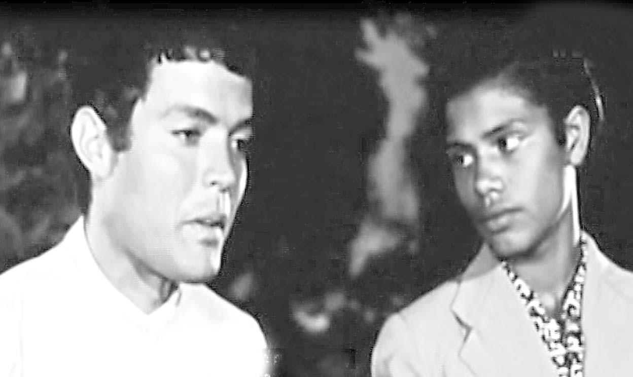 Pedrito Rico and Juan Salazar in Feria en Sevilla (1962)