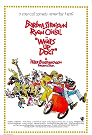 What's Up, Doc? (1972) Poster - Movie Forum, Cast, Reviews