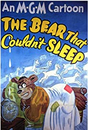 The Bear That Couldn't Sleep Poster