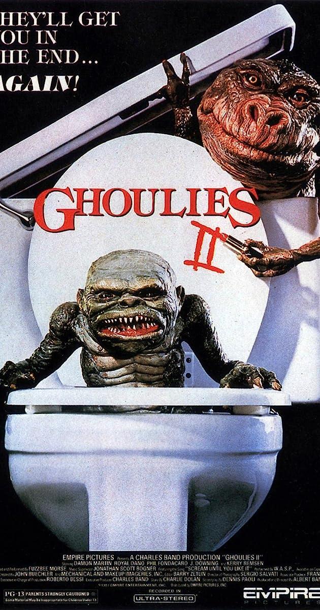Subtitle of Ghoulies II