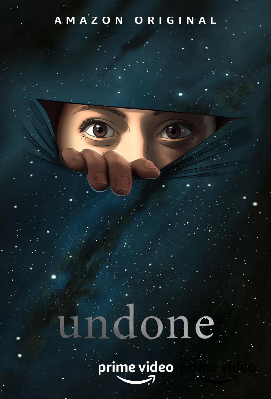 Undone Season 1 COMPLETE WEBRip 480p, 720p & 1080p