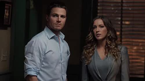 Arrow: He Has To Be Stopped