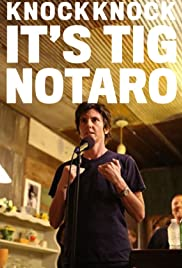Knock Knock, It's Tig Notaro Poster