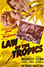 Law of the Tropics (1941) Poster