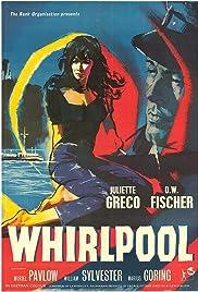 Whirlpool(1959) Poster - Movie Forum, Cast, Reviews