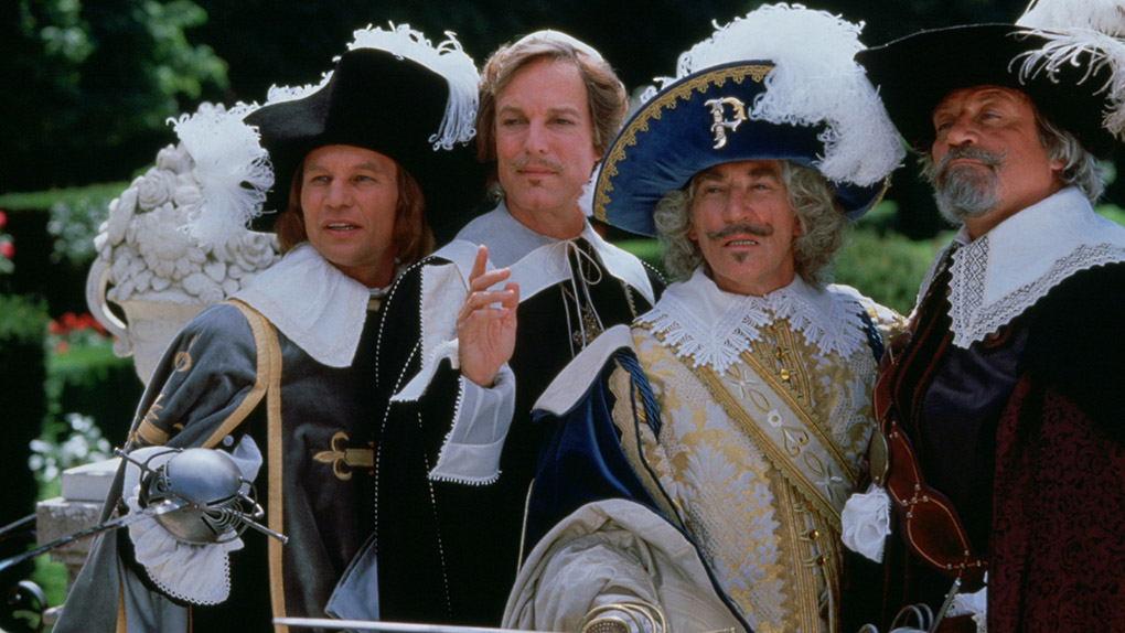 The Return of the Musketeers (1989) Online Subtitrat in Romana