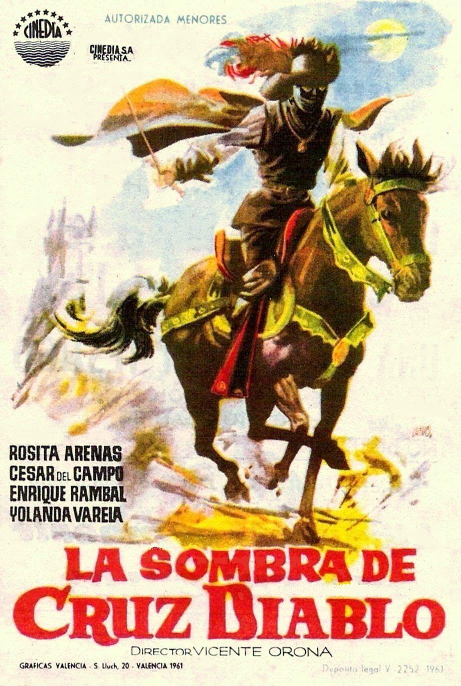 La sombra de Cruz Diablo (1955)
