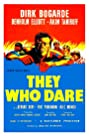 They Who Dare (1954) Poster