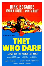 They Who Dare(1954) Poster - Movie Forum, Cast, Reviews