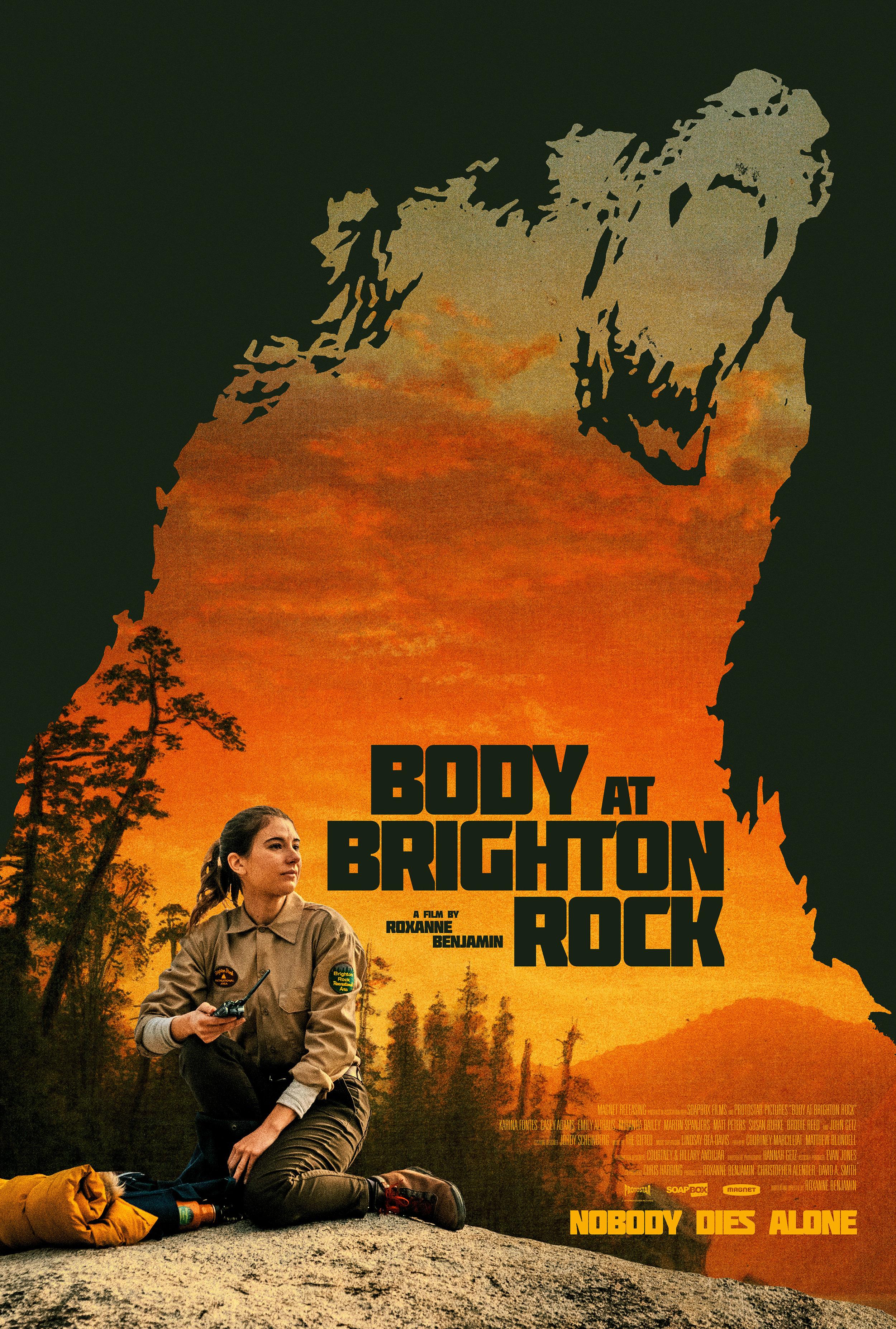Brighton Rock'daki Ceset izle