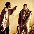 Wesley Snipes and Sam Jones III in Zig Zag (2002)