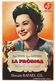 The Prodigal Woman Poster