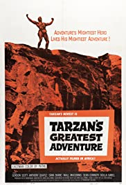 Tarzan's Greatest Adventure Poster