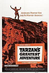 Primary photo for Tarzan's Greatest Adventure