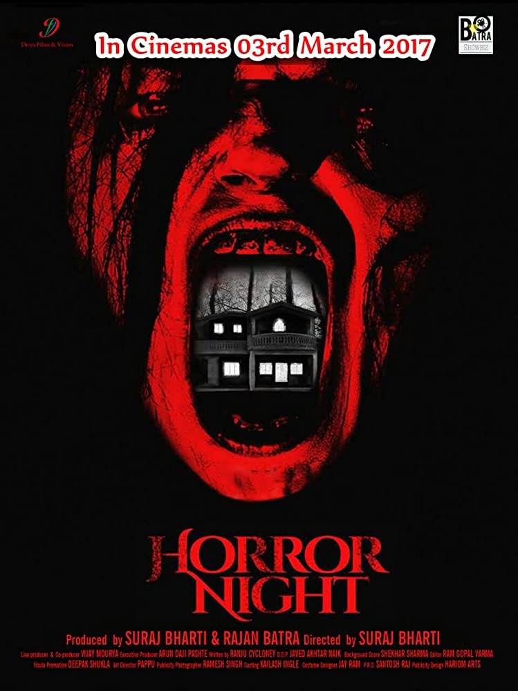 Horror Night 2019 Hindi 250MB WEB-DL 480p