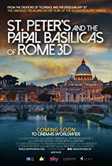 St. Peter's and the Papal Basilicas of Rome 3D (2016)