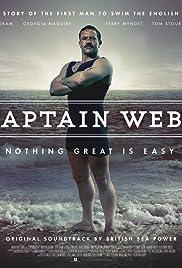 Captain Webb Poster