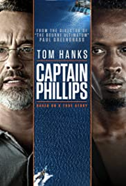 Capturing Captain Phillips Poster