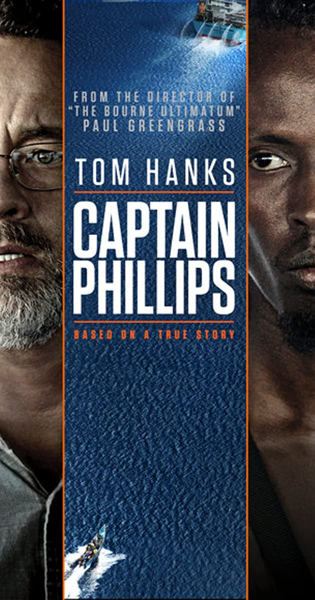 Captain Phillips Book