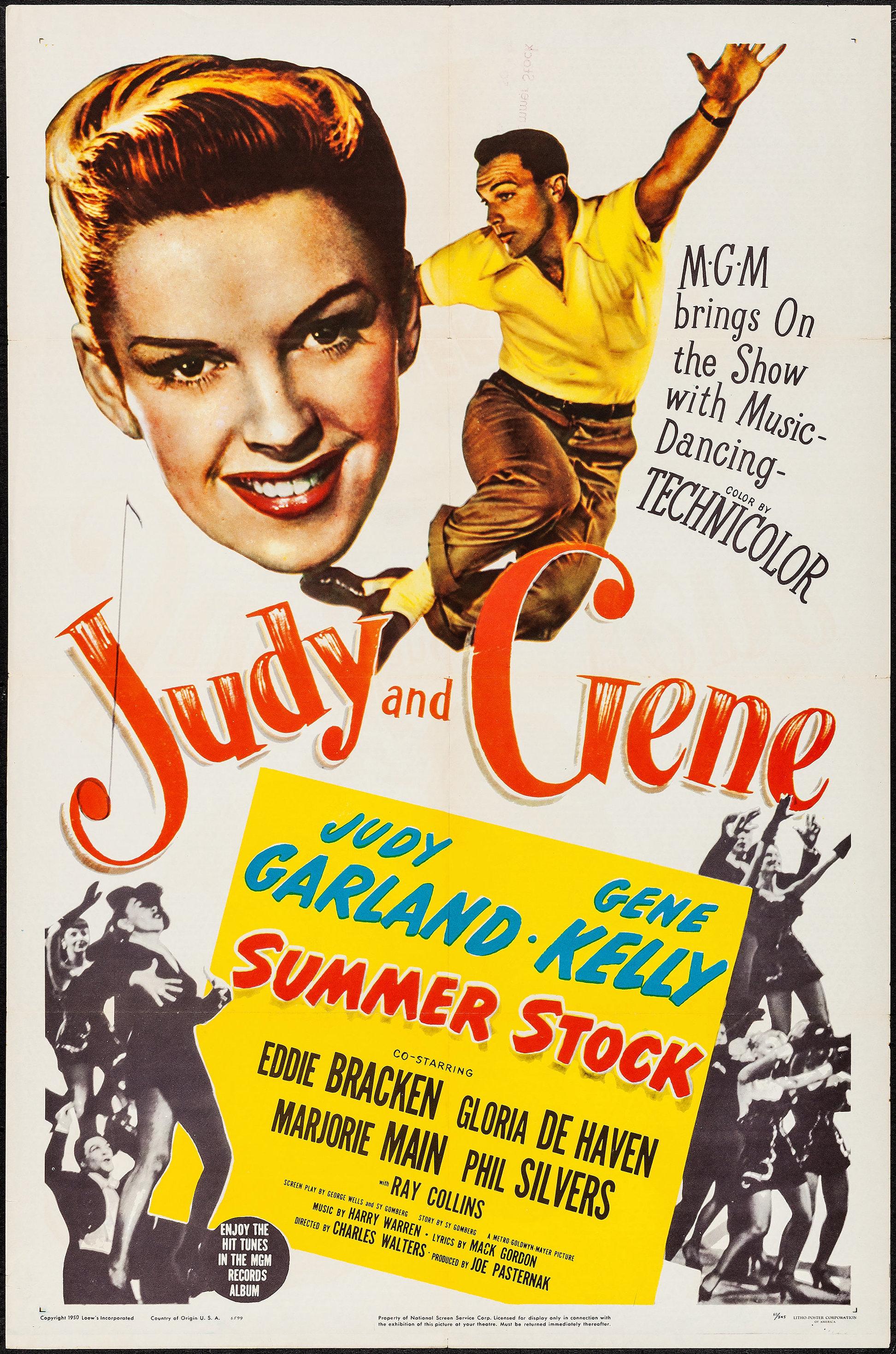 Summer Stock (1950) - IMDb