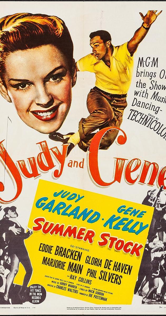 Summer Stock (1951) Subtitles