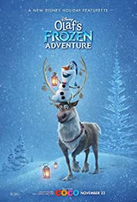 Primary photo for Olaf's Frozen Adventure