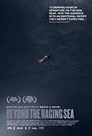 Beyond the Raging Sea Poster